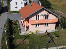 Guest House Mačić, guest house in Korenica
