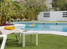 Elba Motril Beach & Business Hotel, hotel in Motril