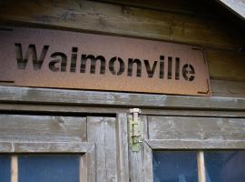 Mon Waimonville, ski resort in Waimes