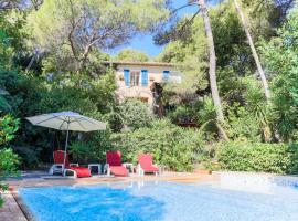 LA BRISE DU CAP By Riviera Holiday Homes, villa in Saint-Jean-Cap-Ferrat