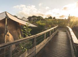 Terragora Lodges - Hébergement atypique, hôtel aux Épesses
