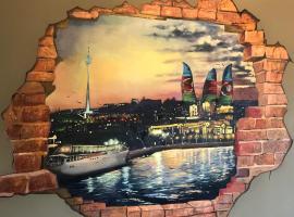 Gallery Lux Hotel Baku, hotel perto de Centro cultural Heydar Aliyev, Baku