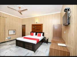 Peaceful villas, pet-friendly hotel in Chandīgarh
