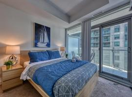 Top Urban Suites, hotel in Toronto