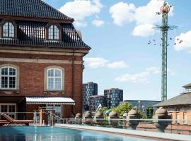 Villa Copenhagen, hotel near Copenhagen Central Station, Copenhagen