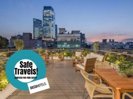 Reforma Guest House, serviced apartment in Mexico City