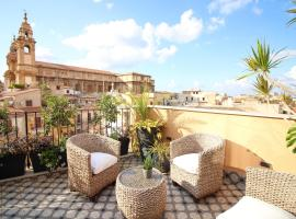 Pànto - Rooftop boutique rooms, hotel a Palermo
