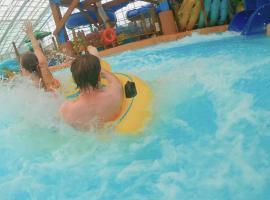 Americana Waterpark Resort & Spa, hotel spa en Niagara Falls