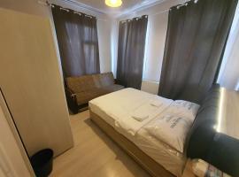 Master Private Rooms In the city Center, δωμάτιο σε οικογενειακή κατοικία στην Κωνσταντινούπολη