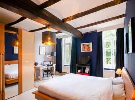 Au Petit Dragon, hotel in Mons