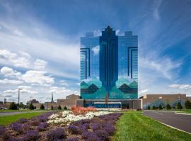 Seneca Niagara Resort & Casino - Adults Only, luxury hotel in Niagara Falls