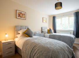 Convent Apartments, hotel near The Towers, Mansfield