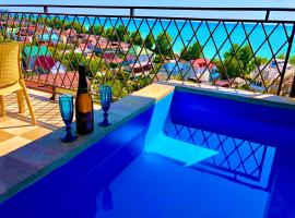 Панорама, отель в Лазаревском