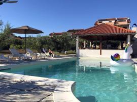 Family friendly apartments with a swimming pool Povljana, Pag - 244, hotel in Povljana