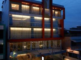 Winstar Hotel, hotel in Pekanbaru