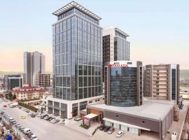 Ramada Bursa Nilufer, accessible hotel in Bursa