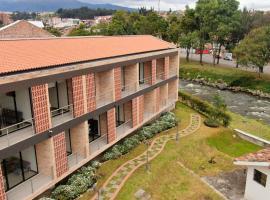 Venue Batán Hotel&Suites, hotel in Cuenca
