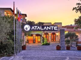 Atalante Hotel, отель в Анталье