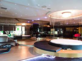 歐遊連鎖精品旅館-屏東館 ,屏東市的飯店