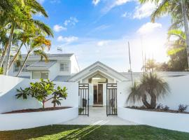 Island living in the heart of Noosa, vacation home in Noosa Heads