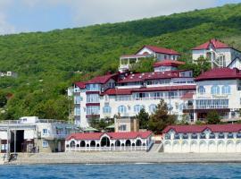 Метроклуб, hotel in Novorossiysk