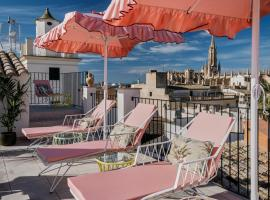Samaritana Suites, pet-friendly hotel in Palma de Mallorca