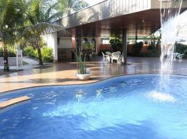 Vila Romana Park Hotel, hotel in Três Lagoas