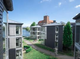 Kolding Hotel Apartments, hotel i nærheden af Koldinghus, Kolding