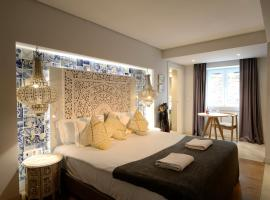 Dalma Old Town Suites, apartment in Lisbon