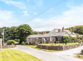 Trehellas Country House Hotel, Steak House & Grill, country house in Bodmin