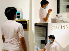 Stay Inn Hostel Jakarta, hotel near Istiqlal Mosque, Jakarta