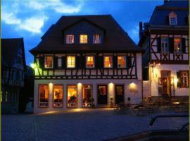 Hotel Villa Boddin, hotel near Abbey and Altenmünster of Lorsch, Heppenheim an der Bergstrasse