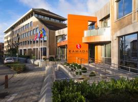 Hotel Ramada Brussels Woluwe, hôtel à Bruxelles près de: Aéroport de Bruxelles-National - BRU
