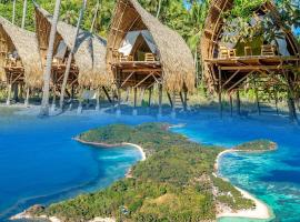 The Island Experience, glamping site in El Nido