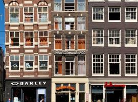 Hotel Damrak Inn, hotel near Madame Tussauds Amsterdam, Amsterdam
