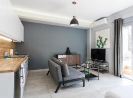 Omnia Pagrati Apartments, apartment in Athens