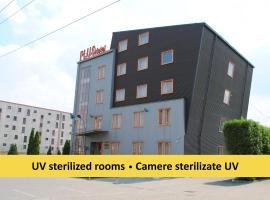 Plus Hotel, hotel din Craiova