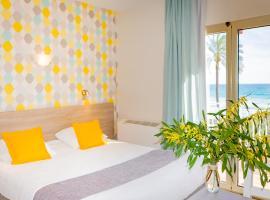 Hôtel Reine D'Azur, hotel in Roquebrune-Cap-Martin