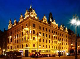 Hotel KINGS COURT, hotel a Praga