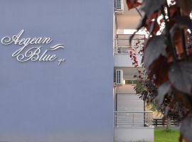 AEGEAN BLUE, apartmán v destinaci Leptokaria