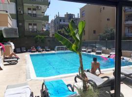 Alanya Damlataş Apart, отель в городе Аланья