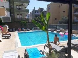 Alanya Damlataş Apart, appartement in Alanya