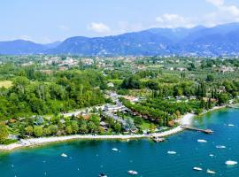 Residence Villalsole, resort in San Felice del Benaco