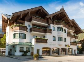 Villa Angela, hotel in Mayrhofen