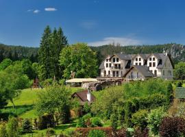 Hotel Javor – hotel w Adršpach