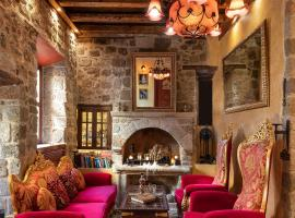 Nikos Takis Fashion Boutique Hotel, hotel in Rhodes Town