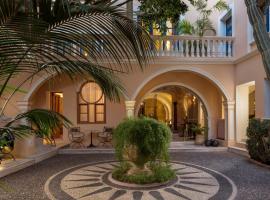 Casa Delfino Hotel & Spa, spa hotel in Chania Town