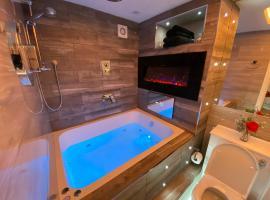 Serenity Apartments Bradford, hotel in Bradford