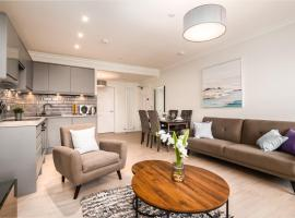 Stafford St Luxury Central Apartment 2 Bedrooms, hotel di lusso a Edimburgo