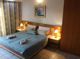 Le Chris Central Apartments, pet-friendly hotel in Rethymno Town